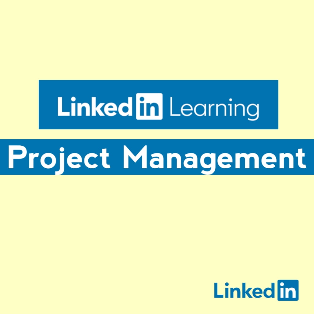 free project management courses