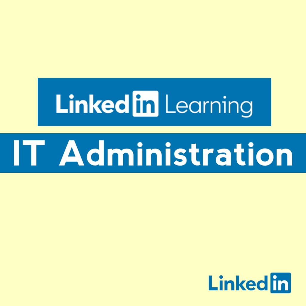 free IT administration courses