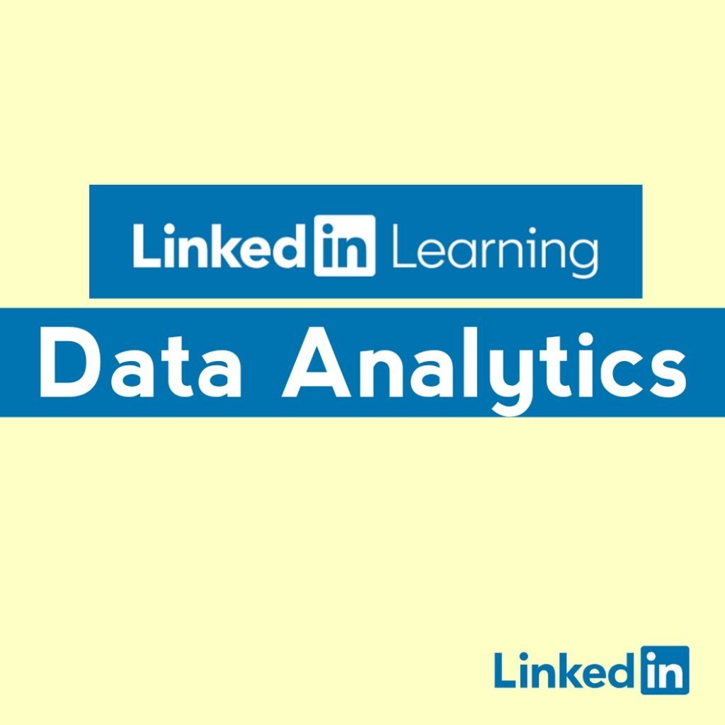 linkedin learning free data analytics courses