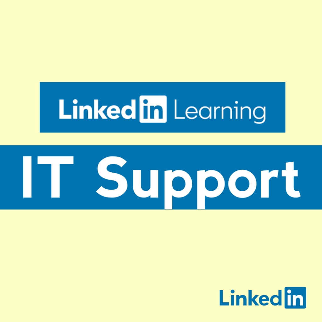 free it support courses